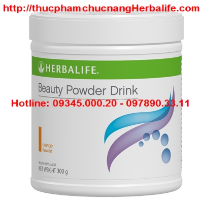 Beauty powder drink collagen Herbalife giá rẻ