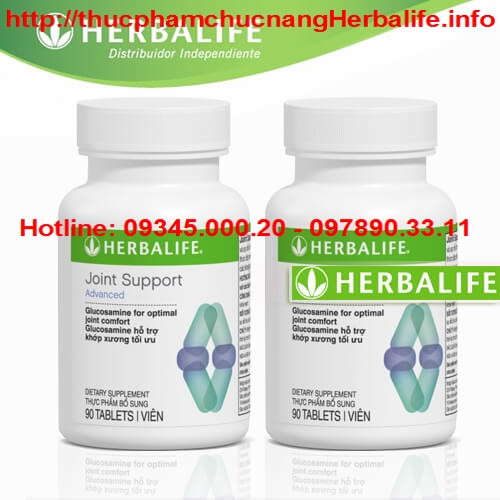 Joint Support Advanced phục hồi xương khớp Herbalife
