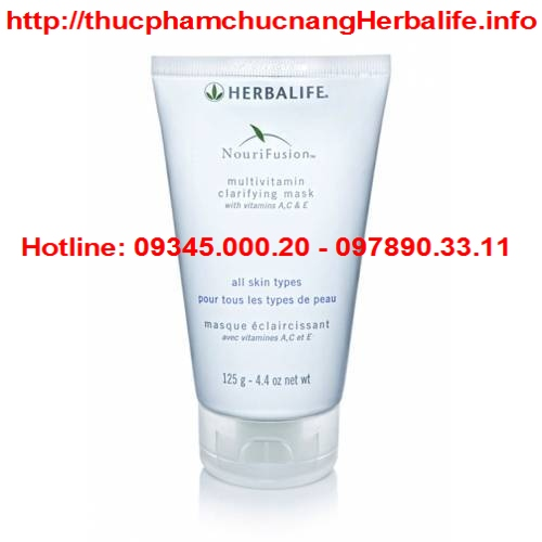 Mặt nạ bùn Purifying Mint Clay Mask Herbalife