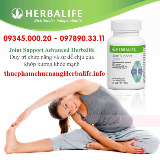 Sản phẩm Joint Suppport Herbalife